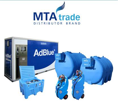 Serbatoi, attrezzature, AdBlue