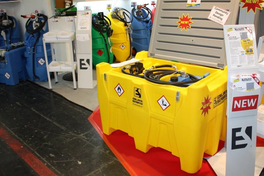 """Novità Carrytank: gasolio e AdBlue combinati nella versione """"400 + 50″"""