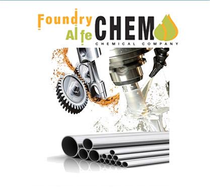 Lubrificanti e fluidi per industria e metalworking