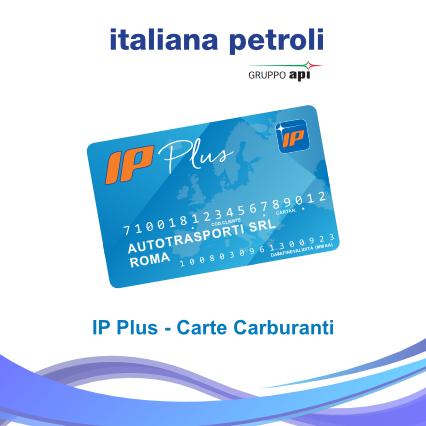 IP Plus – Carte carburanti