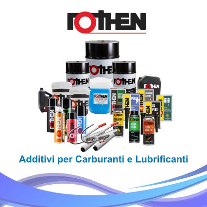Additivi per carburanti e lubrificanti