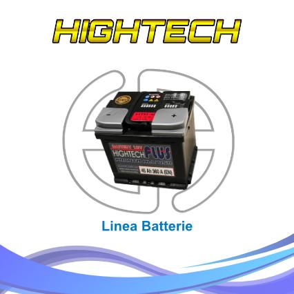 Linea batterie